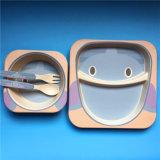 Nettes Entwurfs-biodegradierbares Baby-Filterglocke-Bambusfaser-Baby-führende Filterglocke