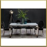 Таблица и стул Луис мебели столовой французские самомоднейшие обедая