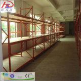 Sistema de la estantería que almacena el tormento de acero del panel
