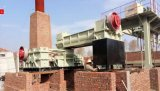 máquina bloquera sólido eficiente máquina de fabricación de ladrillos de arcilla