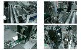 La eliminación de material plástico desechable Bouffant Cap haciendo el equipo de fábrica China