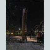 Segno verticale esterno del monumento per il segno direzionale di identificazione