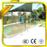 Het Aangemaakte Glas van China Fabriek voor het Traliewerk van de Trede