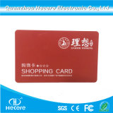 Leitor de RFID de PVC de vendas a quente a NXP Ntag213 Cartão NFC
