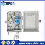 Fdb 12 Kern PlastikWatrerproof Faser-Optikverteilerkasten