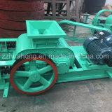 Trituradora de rodillo doble del carbón de Rolls, trituradora del grado para la piedra