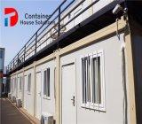Maisons modulaires de luxe mobiles de conteneur