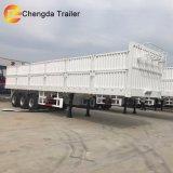 Essieu 3 40 tonnes de panneau latéral de mur latéral de remorque de cargaison