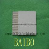 D'usure jaune de la plaque en céramique de zircone résistant