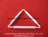 Zirconia Rod de cerámica de la resistencia de desgaste