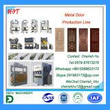 Linha de aço fabricante de Peoduction da porta