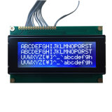 Stromversorgungen-Zeichen LCD-Bildschirmanzeige des Zeichen LCD-20X4 Stn blaue Controller-St7066u 5V/3.3V