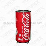 O refrigerador elétrico do tambor da alta qualidade do vértice pode datilografar o refrigerador com CB do Ce