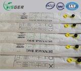 Bolsa de papel impermeable del aire de Kraft de la venta directa de la fábrica para la protección de la carretilla