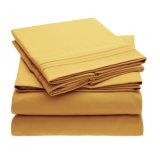 Jogo barato do fundamento de Microfiber de matéria têxtil Home