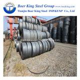 Venta directa de fábrica china laminadas en caliente de hierro de MS/bobinas de acero/chapa/placa/Strip
