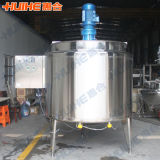 Imbarcazione della gelatina dello zucchero dell'acciaio inossidabile
