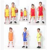 Diseño de encargo de Jersey del baloncesto del niño