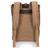 Tessuto della tela di canapa dello zaino dei sacchetti di banco dello zaino del computer portatile