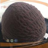 O dobro do cabelo humano ata a peruca da pele (PPG-l-0873)