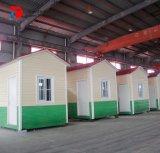 木製のプレハブの容器の家および別荘