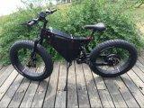 Рама из алюминиевого сплава электрический велосипед 3000W жир шины E велосипед