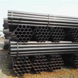 Tubulação de aço da extremidade lisa padrão da Senhora ASTM A53 do carbono com petróleo