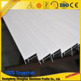 Extrusão de alumínio personalizada usada para o frame de painel solar de alumínio