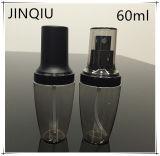 бутылка насоса брызга тумана воды цилиндра 2oz 60ml для тонера кожи, дух, благоуханий