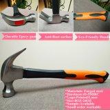 #45 de Aço Carbono Carpenter Martelo Garra de ferramentas manuais