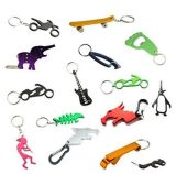 Morphology Aluminum coolly key chain Bottle Opener