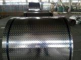 piatto di alluminio dell'impronta del diamante