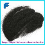Gyft-1 85% оксида алюминия черного алюминия с плавким предохранителем для пескоструйной обработки и Precision литой детали