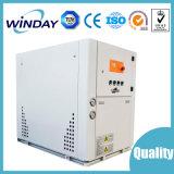 Refrigerado por agua industrial de enfriadores de desplazamiento para la refrigeración de alimentos