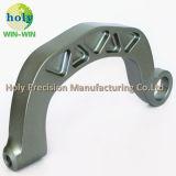Eindigt het douane Vaste CNC van het Wapen Aluminium die Delen met Nice machinaal bewerken