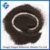 La alta temperatura de color marrón calcinado alúmina fundida por la servidumbre abrasivos y papel de lija