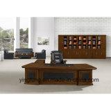 Meubles de bureau en bois exécutifs modernes de Tableau de gestionnaire de bureau Yf-2012