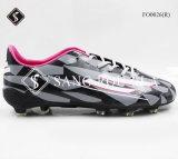Ботинки футбола футбола с TPU Outsole для людей