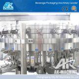 Installation de mise en bouteille carbonatée Integrated de boissons (AK-DGF)