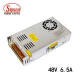 Smun S-320-48 320W 48VDC 6.5A Ce/EMC Bescheinigungs-Schaltungs-Stromversorgung