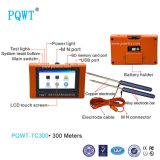 Il materiale elettrico profondo di rilevazione Pqwt-Tc300 dell'acqua sotterranea con i brevetti nazionali trova l'acqua sotterranea 300m