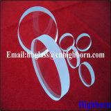Dischi rotondi di vetro di quarzo del silicone di resistenza di Corrosison