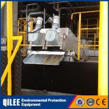 Nova máquina de desidratação de lamas para a planta de processo alimentar