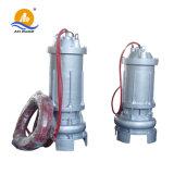 Centrifugeur électrique encrassant non la pompe à eau d'égout submersible de série de Wq