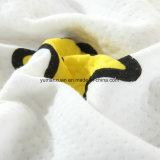 Quilt 100%Cotton feito malha da matéria têxtil para a estrela do verão
