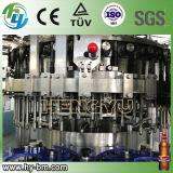 Máquina de rellenar de la cerveza de la botella de cristal