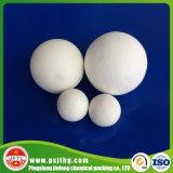 Sfera stridente dell'allumina resistente all'uso Al2O3 di 92%