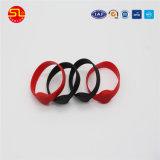 Wristband del silicone di alta qualità RFID con il chip di HF
