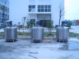 el tanque de mezcla líquido químico sanitario 1000litres