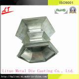 La lega di alluminio la pressofusione per il piatto di pettine cosmetico della lega di alluminio del LED
